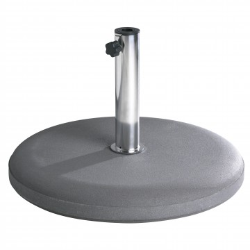BASE PARASOL BETON Anthracite