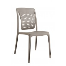 CHAISE FACTORY Gris platinum