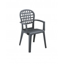 FAUTEUIL CADIX Anthracite