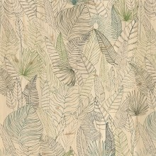 PLATEAU COLOR TOP 70 x 70 cm Jungle wood full